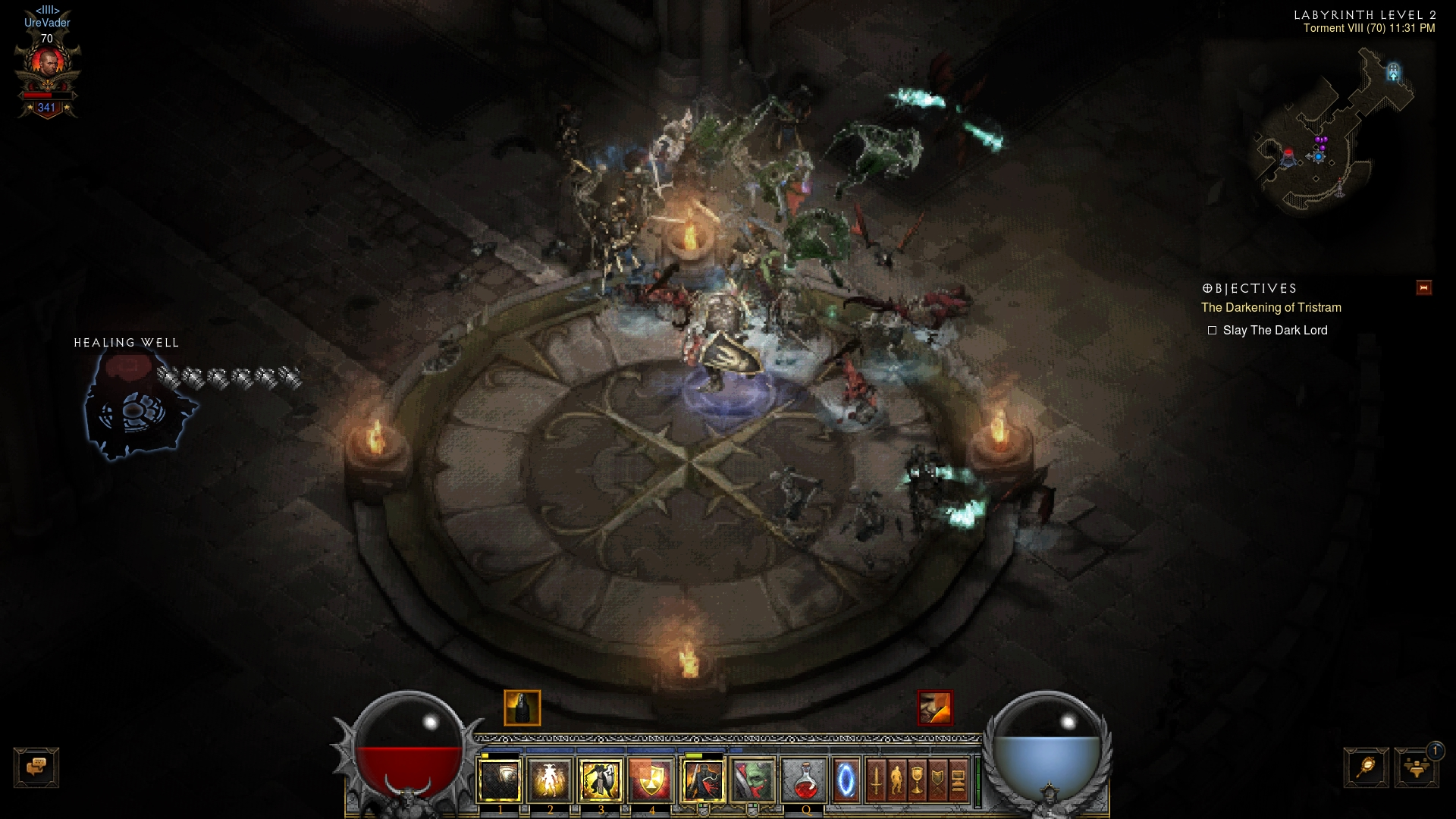 Diablo 1 Anniversary Patch: Blizzard of The 'North' – PLAY! PLAY!