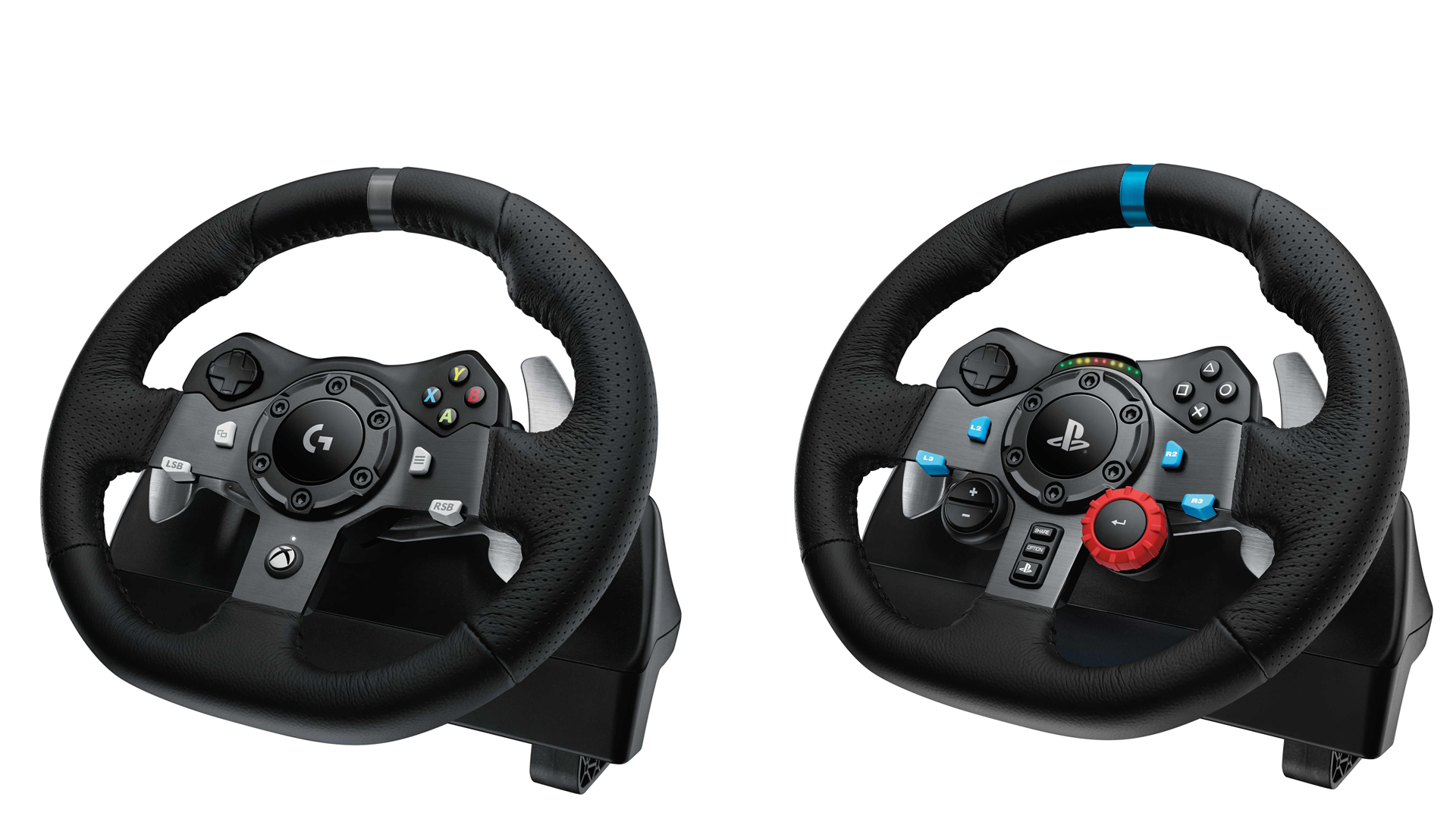 review logitech g29 and g920 play play. Black Bedroom Furniture Sets. Home Design Ideas